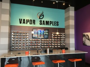 Vapor Lounge in Houston