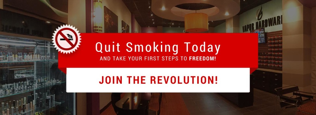 Quick Smoking Program Banner